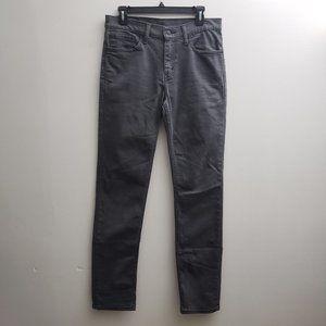 Levi's Men's 511 Slim Fit Jeans Gray 30x32